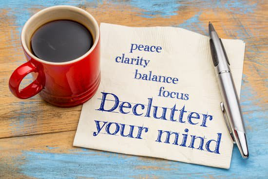 Ways to Declutter Your Mind